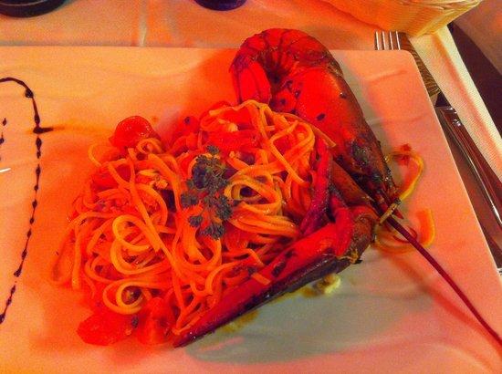 Trattoria Scala: Cena di maggio a base di pesce...che bontà!!!������