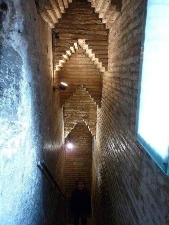 Torre de San Salvador : Interior