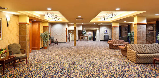 Royal Versailles Hotel : Foyer