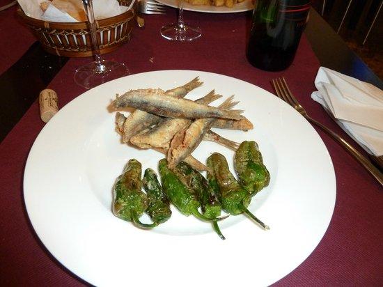 Somera: pescado
