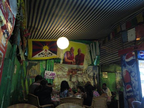 Tibetan Chefs Restaurant : a scene in the restaurant