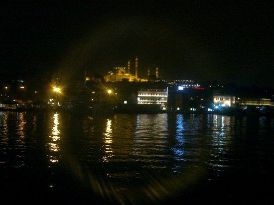 Yildizlar Restaurant : wiew