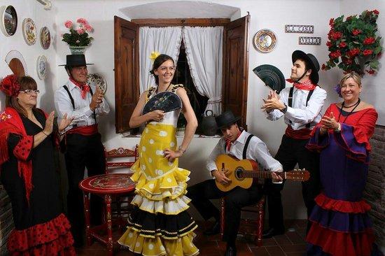 La Casa Vella - Flamenco en Barcelona: Flamenco in Barcelona | La Casa Vella