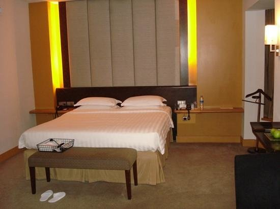 Grand Hyatt Jakarta: room