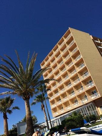 Tryp Malaga Guadalmar Hotel: hotel