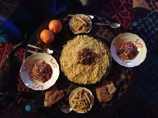 Chez les Habitants: Delicious food