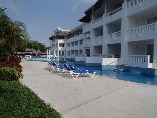 Grand Riviera Princess All Suites Resort & Spa: Swim Up Rooms