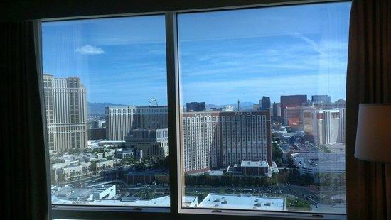 Trump International Hotel Las Vegas: View from 4205