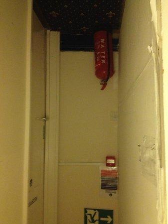 Goodwood Hotel: Hallway