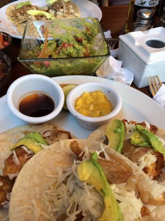 Mateo's Mexican Grill : Unforgettable beer battered fish tacos