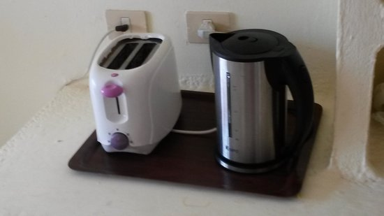 Bitacora Club : Toaster & Kettle