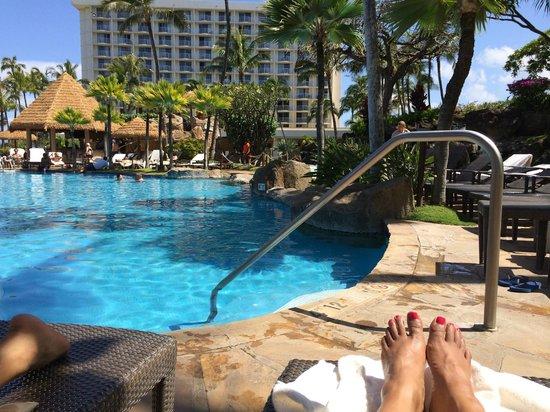 Westin Maui Resort And Spa: Adult pool
