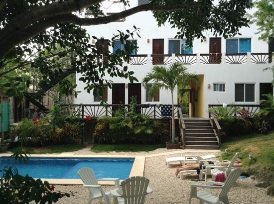 Mango Tulum Hotel: pool