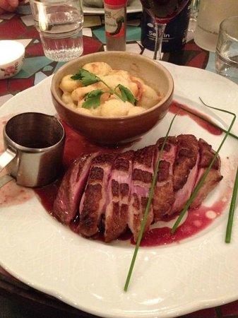 cuisine du restaurant, L'Epicerie & Cie, 5place Emile Zola à Dijon