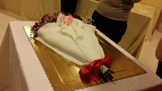 Hotel Nettuno: Una torta fantastica per il compleanno della mia mamma