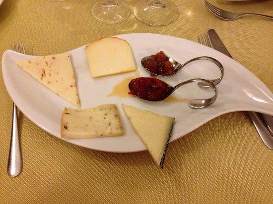 Ristorante Al Pozzo Etrusco da Giovanni: 2^ portata di 3 dell'antipasto...