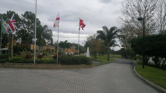 Saratoga Resort Villas : Entrada do hotel