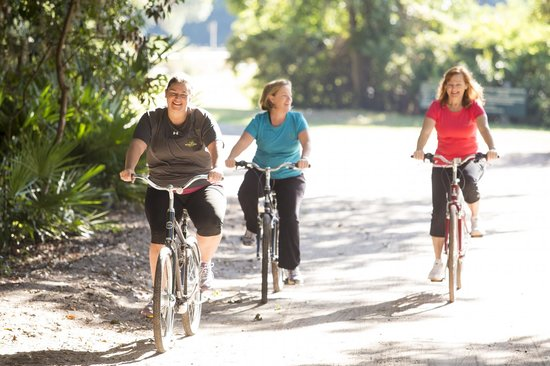 Hilton Head Health: Biking through Shipyard
