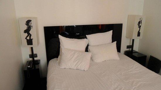 Le Chat Noir Design Hotel: Dobbelsengen