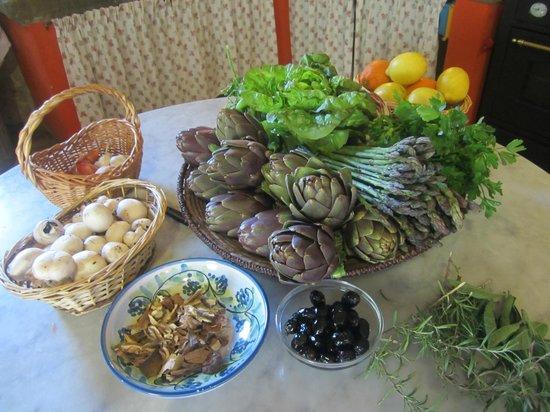 Ecco La Cucina : still life: spring