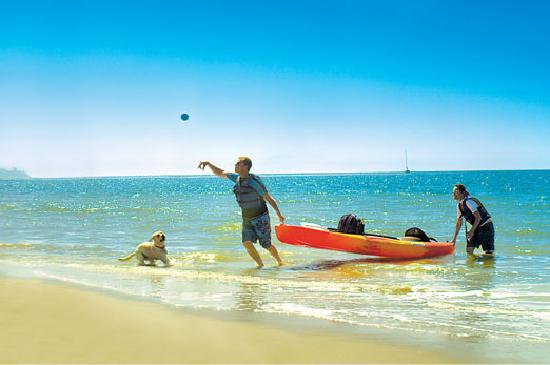 Santa Barbara, CA: An outdoor playground for all ages where you can pursue your passions