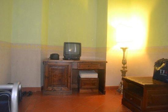 Domus Sessoriana Hotel: номер