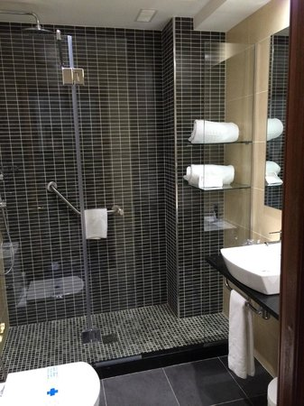 Hotel Gran Versalles: Banheiro