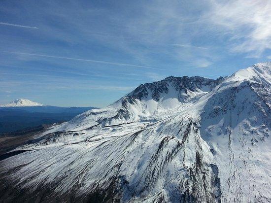 Konect Aviation: Mt. St. Helens