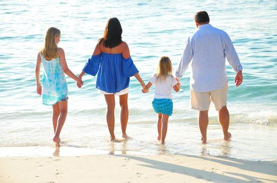 Beaches Turks & Caicos Resort Villages & Spa : Beach Pic