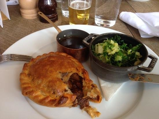The Thomas Cubitt: meat pies