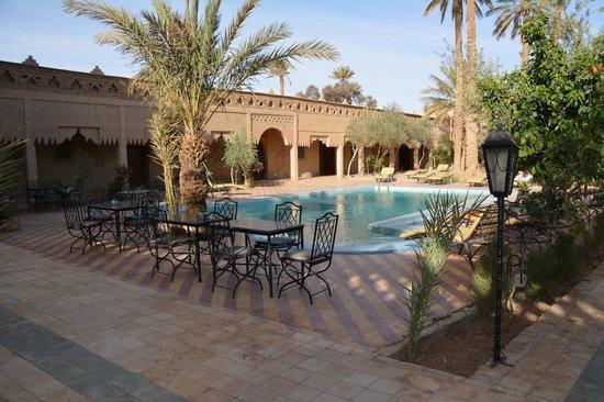 Kasbah Le Touareg: hotel albergue