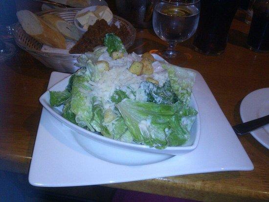 Davitts Restaurant: Caesar Salad