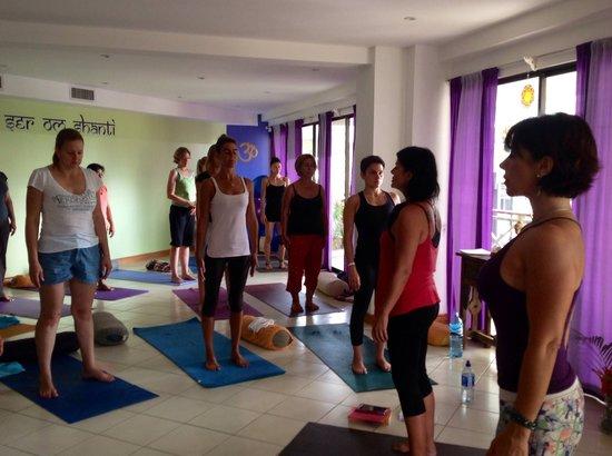 Inspiration - Picture of SER Om Shanti Yoga Studio ...