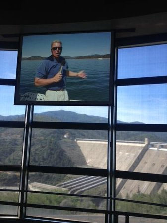 Shasta Dam: A movie with a view