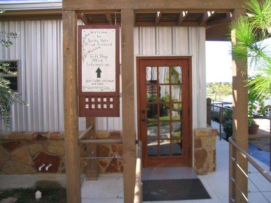 Sandy Oaks Olive Orchard: Bldg. Exterior