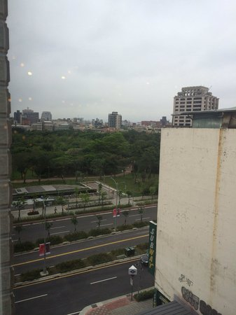 Dandy Hotel - Daan Park Branch: View from Room 802