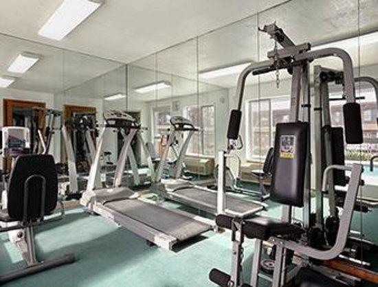 Days Inn Rocklin/Sacramento : Fitness & Exercise - Don't Quit !