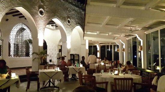 Tamarind Mombasa: Dining area