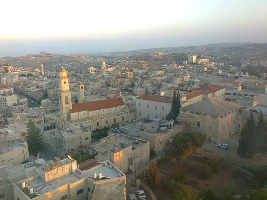 Bethlehem Star Hotel: view