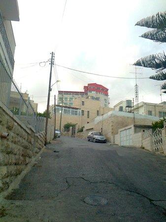Bethlehem Star Hotel: hotel