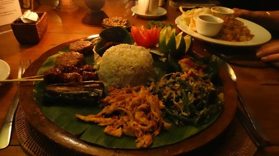 Cafe Wayan & Bakery : les plats