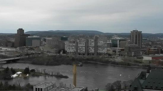 Ottawa Marriott Hotel : What a View