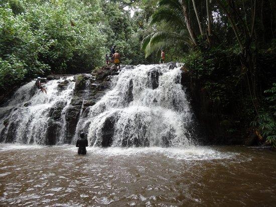 Island Adventures: 30 foot falls 2