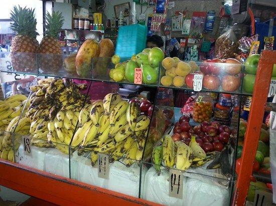 Garza Blanca Preserve, Resort & Spa: Pitial market