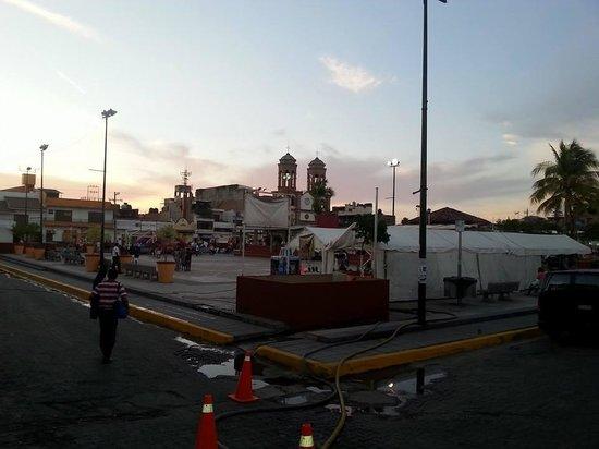 Garza Blanca Preserve, Resort & Spa: Pitial scene