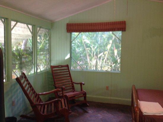La Chosa del Manglar: Garden cabin