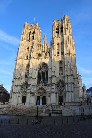 Cathédrale Saints-Michel-et-Gudule de Bruxelles : Красота