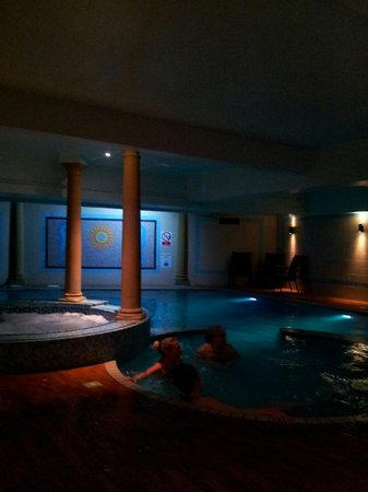 Hallmark Hotel Spa and Leisure Club: Spa