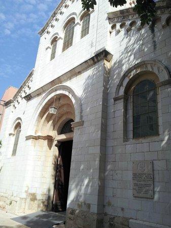 St. Joseph Church: Iglesia de San José.