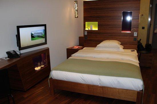 Hotel Belvoir Swiss Quality: Номер